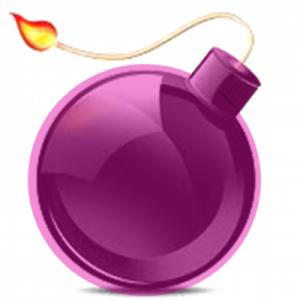 clipsite kinkbomb logo